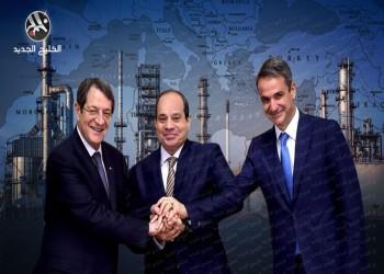قمة مصرية يونانية قبرصية.. والسيسي يؤكد ضرورة احترام سيادة بلدان المتوسط
