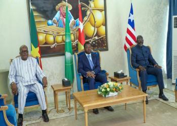 لومي.. قمة رباعية لرؤساء تركيا وتوجو وليبيريا وبوركينا فاسو