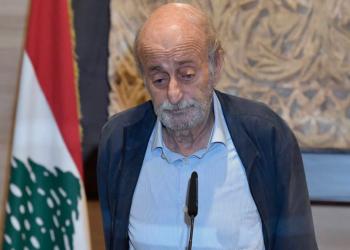 جنبلاط يتراجع عن اتهامه دولا عربية بالتآمر على لبنان