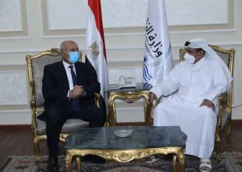 وزيرا النقل المصري والقطري يبحثان التعاون الثنائي