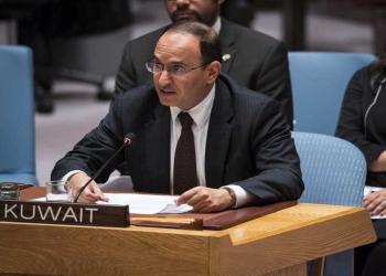 الكويت تطالب بتفعيل الآليات الدولية لمحاسبة الاحتلال الإسرائيلي