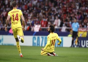 رقم قياسي جديد لمحمد صلاح في دوري أبطال أوروبا
