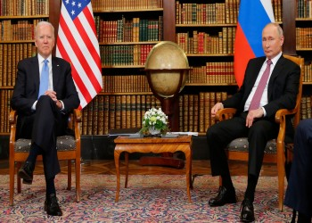 الكرملين يرجح عقد لقاء جديد بين بوتين وبايدن قبل نهاية العام