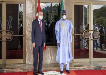الرئيس النيجيري: وقعنا اتفاقيات مع تركيا بمجالات الطاقة والدفاع