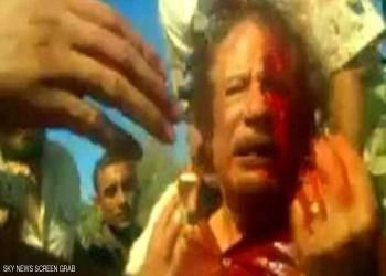 تسجيل منسوب للقذافي يكشف فيه تعرضه للخيانة ويتوقع موعد مقتله