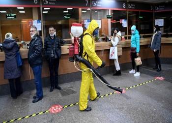 روسيا.. وفيات كورونا اليومية تقفز إلى 1028 حالة