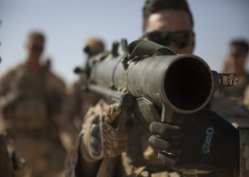 """الجيش الأمريكي: الهجوم على قاعدة التنف """"متعمد ومنسق"""" ونحتفظ بحقنا في الرد"""