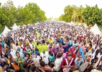 """واشنطن تدعو السودانيين للتظاهر الخميس """"دون عنف"""" (تغريدة)"""