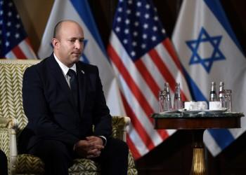 """رئيس الوزراء الإسرائيلي """"متفاجئ"""" من موقف إدارة بايدن ضد الاستيطان بالضفة الغربية"""