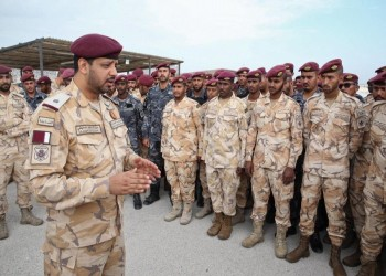 """قطر تنظم تمرين """"وطن"""" لتأمين كأس العالم"""