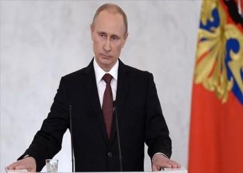 بوتين: رفع طالبان من قائمة الإرهاب يعود للأمم المتحدة ونحن نتجه لذلك