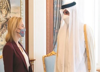 بريطانيا: قطر حليف استراتيجي ونرغب بتعميق علاقتنا أكثر