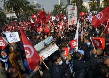 """""""النهضة"""" تستنكر انفراد سعيد بالسلطات والتعتيم على وضع تونس المالي"""