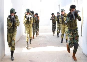 حماة الصداقة 2021.. إنزال جوي لقوات مصرية وروسية ضد مسلحين (فيديو)