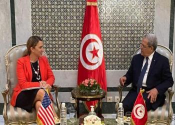 أمريكا تعرب عن تطلعها لعودة تونس إلى النظام الدستوري