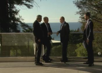 عقب اجتماعهما الأول.. بوتين يصحب بينيت في جولة بسوتشي