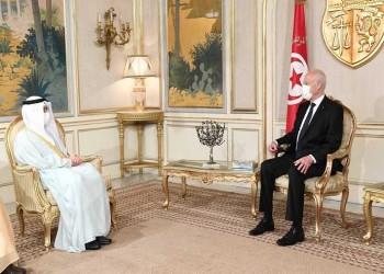 الكويت توجه دعوة للرئيس التونسي لزيارتها وسعيد يعد بتلبيتها قريبا