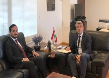 مباحثات قطرية لبنانية للتعاون في مجالي النفط والغاز