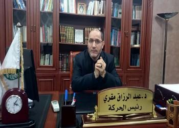 فيديو.. رئيس حركة مجتمع السلم الجزائرية يرد على ماكرون