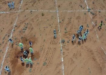 السلطات الليبية تكتشف مقبرة جماعية جديدة في ترهونة