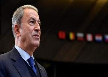 وزير الدفاع التركي يتعهد بالرد على الهجمات التي تأتي من الشمال السوري