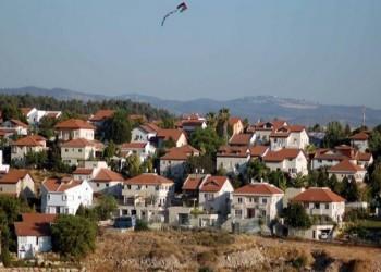تركيا تدين خطة إسرائيلية لبناء 3100 وحدة استيطانية بالضفة الغربية