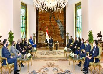 السيسي يؤكد أهمية التشاور مع ألبانيا في القضايا الدولية
