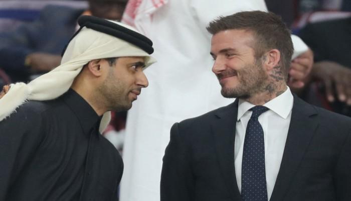 ذا صن: قطر تعين ديفيد بيكهام سفيرا لمونديال 2022 مقابل 150 مليون إسترليني