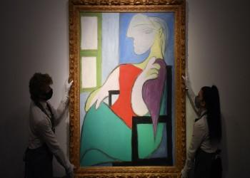 بيع 11 لوحة لبيكاسو بأكثر من 100 مليون دولار