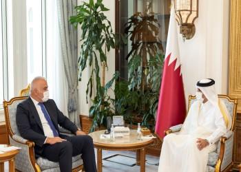 قطر.. رئيس وزراء ووزير الخارجية يلتقيان وزير الثقافة والسياحة التركي