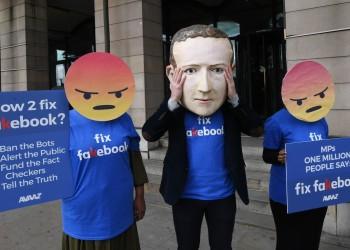 فيسبوك تواجه مشكلة في التعرف على أصحاب الحسابات المكررة