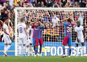 كلاسيكو مثير.. ريال مدريد يفاقم أزمة برشلونة وكومان
