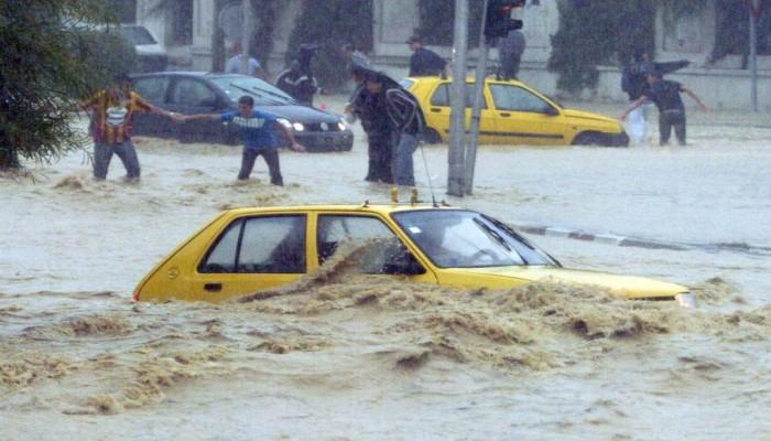 تونس.. مصرع 3 أشخاص جراء فيضانات بسبب الأمطار