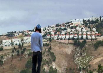 إسرائيل تعلن بناء 1300 وحدة استيطانية جديدة في الضفة