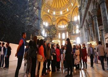 تركيا تسعى لاستقطاب 50 مليون سائح بحلول 2023