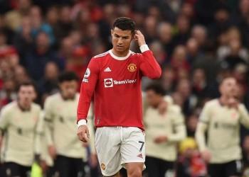 رونالدو يعلق على الخسارة المذلة من ليفربول.. ماذا قال؟