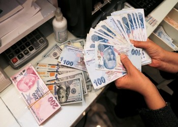 عند 9.85 مقابل الدولار.. الليرة التركية تهبط لأدنى مستوياتها