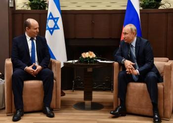 صحيفة روسية: زيارة بينيت إلى روسيا لم تسر وفق المخطط