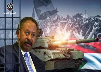 قبيل اعتقاله.. حمدوك يطالب السودانيين بالنزول للشوارع والدفاع عن ثورتهم