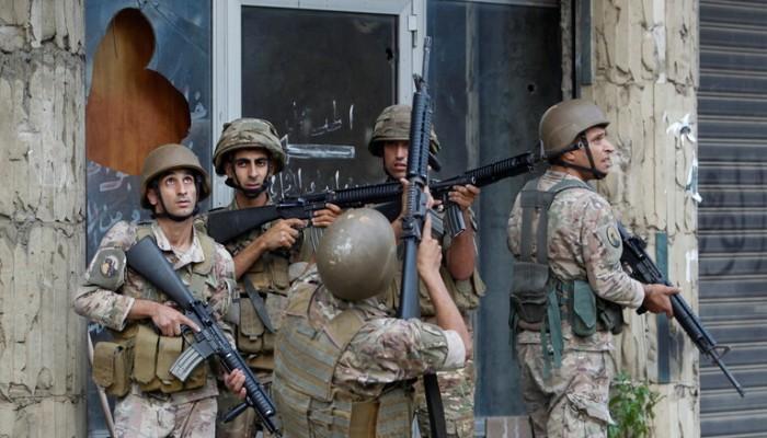 الجيش اللبناني يعلن انتهاء التحقيقات في أحداث الطيونة
