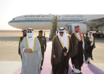 ولي عهد الكويت: ندعم مبادرة الشرق الأوسط الأخضر