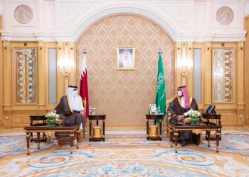 بن سلمان يبحث مع أمير قطر جهود مواجهة التغير المناخي