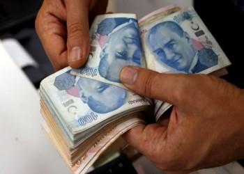 بعد احتواء أزمة السفراء الـ 10.. الليرة التركية ترتفع 0.7%