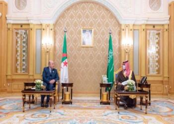 اتفاق سعودي جزائري على التشاور لضمان استقرار سوق النفط