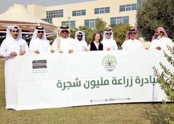 قطر تعلن التزامها بزراعة مليون شجرة قبل بطولة مونديال 2022