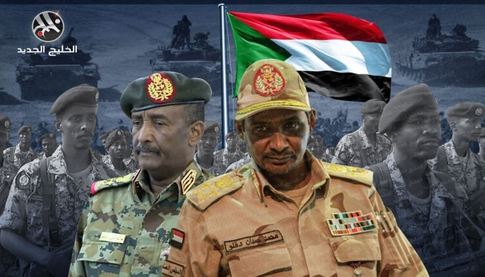 انقلاب السودان وأوراق التوت المتساقطة