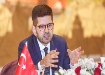 مباحثات قطرية تركية حول تعزيز العلاقات التجارية والصناعية والاستثمارية