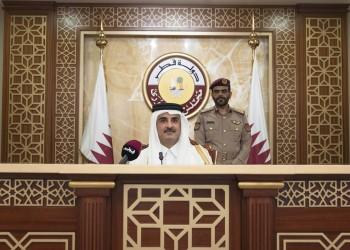 أمام أول مجلس شورى منتخب.. أمير قطر يحذر من إفساد الوحدة الوطنية (فيديو)