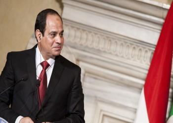 السيسي يصادق على قانون لحماية الموارد المائية المصرية