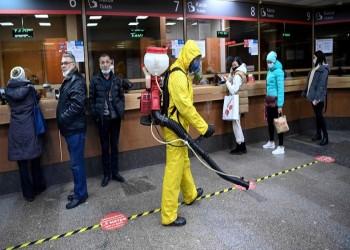 أكثر من 1100 حالة.. روسيا تسجل رقما قياسيا جديدا بوفيات كورونا اليومية